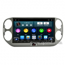 10.1 inch Android 6.0 player for Tiguan 2010-2015