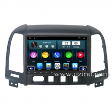 9inch Android 6.0 player for Santafe 2006-2012