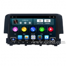 9inch Android 6.0 player for Civic 2016